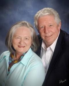 Bruce and Sarah Vance