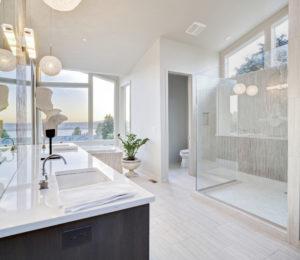 Clean bathroom - better IAQ - better Health